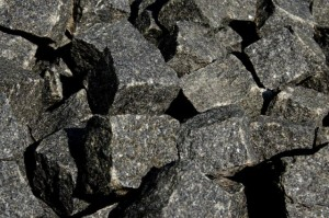 kostka granitowa gabro 4 -6