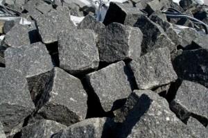 kostka granitowa gabro 8 -11