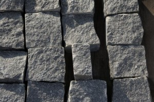 kostka granitowa gabro 8 -11 -5