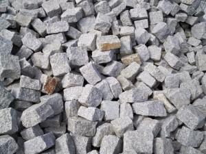 kostka granitowa szara 5-15
