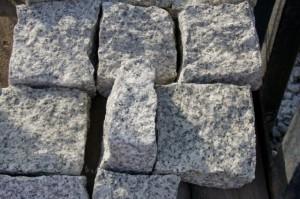 kostka granitowa szara 8 -11 - 5