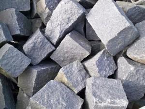 palisadka granitowa czarna 8-18