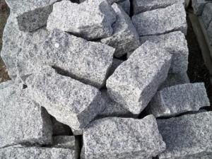 palisadka granitowa szara 8-18