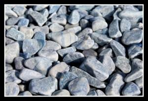 kwarc niebieski 40-60 mm