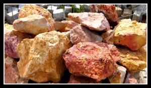 fire stone 10-30 cm