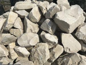 kamień gabionowy żółty