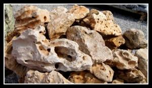 pipe rock kremowy 20-40 cm