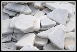 tablet biały